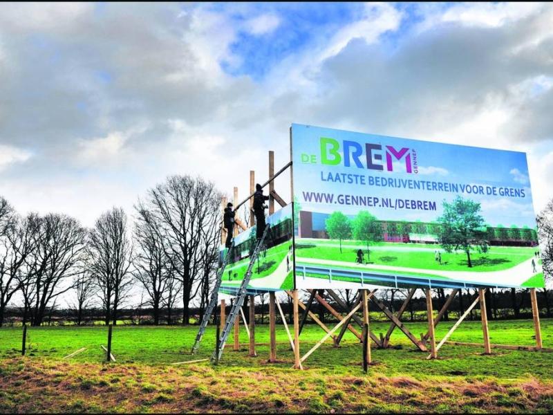 Zonnepark Limburg 26 hectare