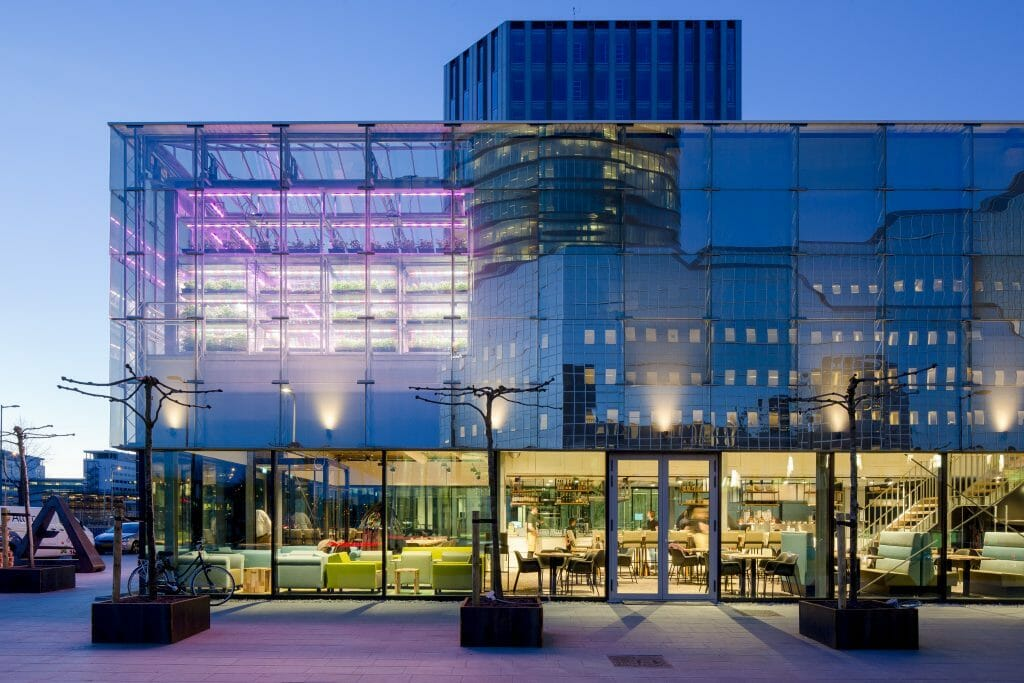 The Green House – Utrecht Centraal