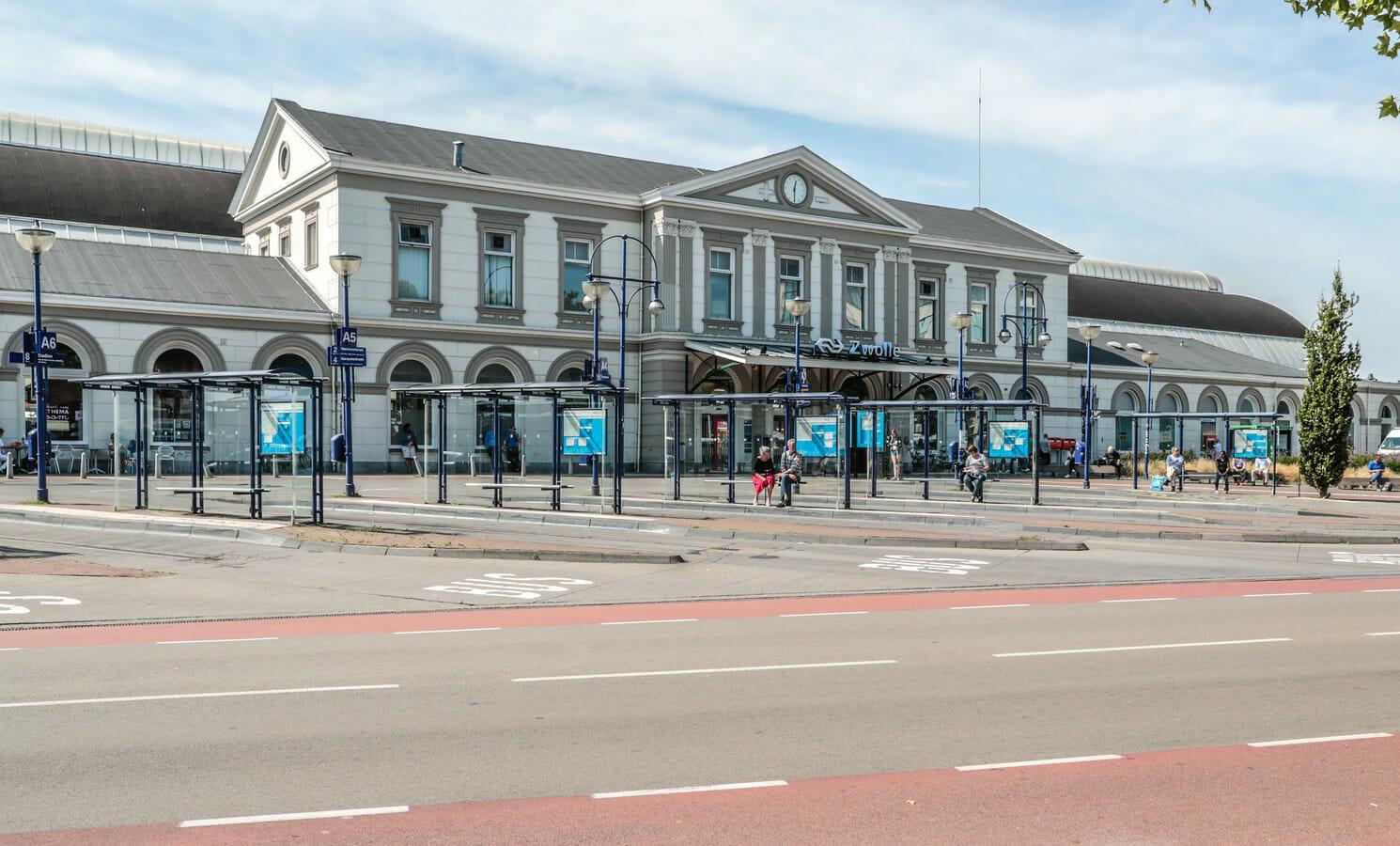 ZwolleSpoort: duurzaam station voor de toekomst