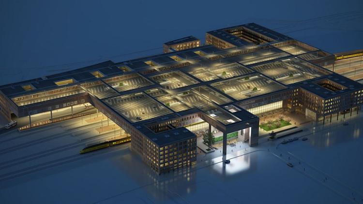 WKO installatie Station Breda