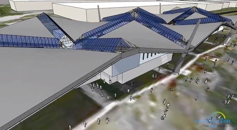Station Tilburg, onderzoek en ontwerp zonne-energie
